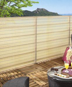 Kerítés, korlát takaró