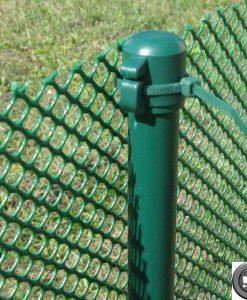 Leszúrható oszlop kerti rácshoz