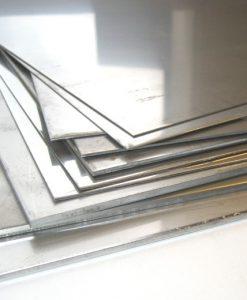 Alumínium lemezek Al99,5 ötvözetben