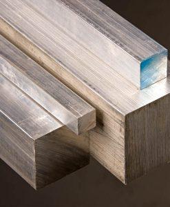 Alumínium négyzetes rudak