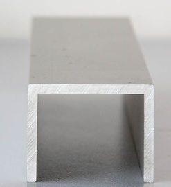 Alumínium U-profilok